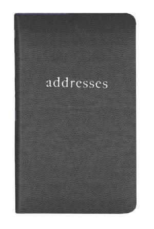 Coal Pebble Address Book