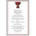 TEXAS TECH ANNOUNCEMENTS