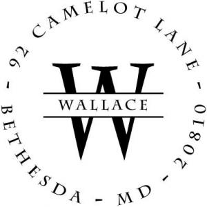 PSA Wallace Personalized Stamp
