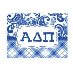 Alpha Delta Pi Preppy Notes