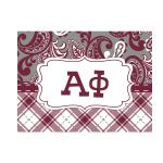 Alpha Phi Preppy Notes
