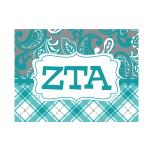 Zeta Tau Alpha Preppy Notes